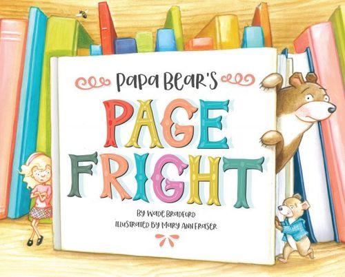 Papa Bear's Page Fright book