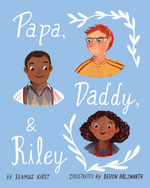 Papa, Daddy, and Riley book