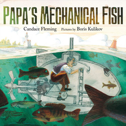 Papa's Mechanical Fish Book