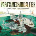 Papa's Mechanical Fish book