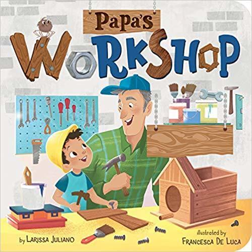 Papa's Workshop book