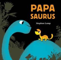Papasaurus book