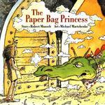 Paper Bag Princess book
