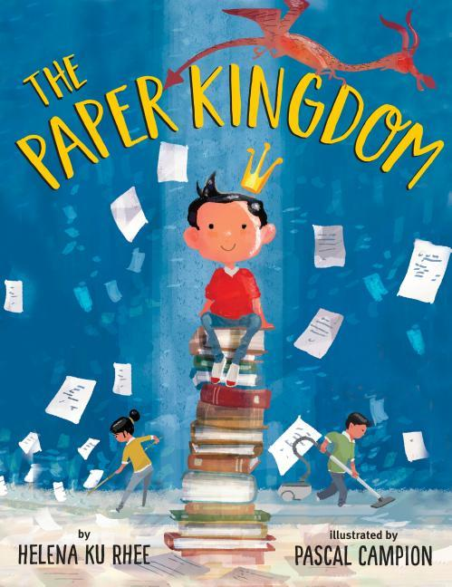Paper Kingdom book