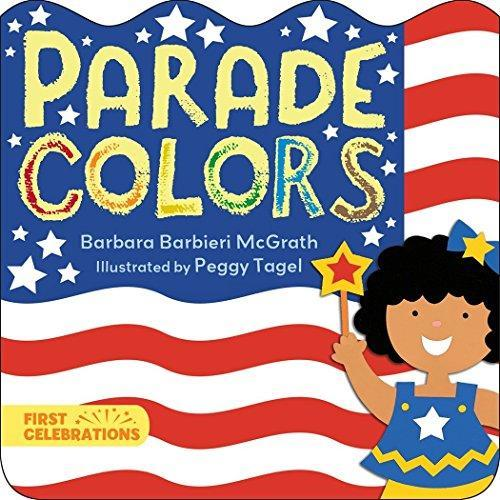 Parade Colors book