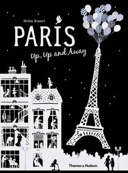 Paris Up, Up and Away book