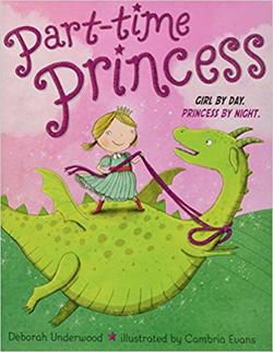 Part-time Princess book