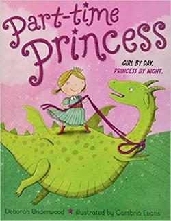 Part-time Princess book