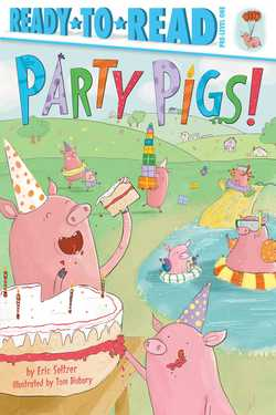 Party Pigs! book