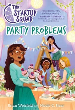 Party Problems book