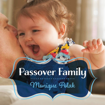 Passover Family book