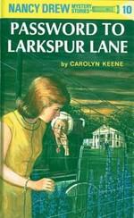 Password to Larkspur Lane book