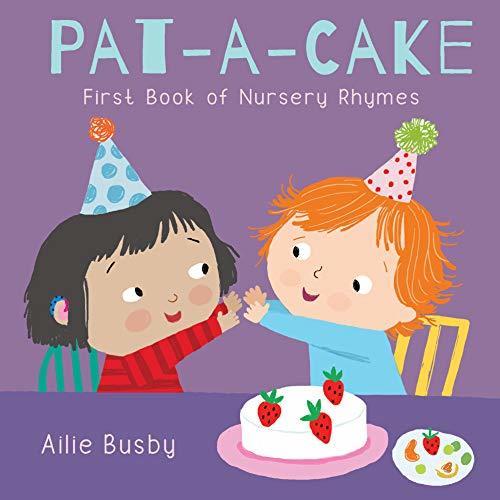 Pat-A-Cake Nursery Rhymes book