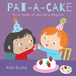 Pat-A-Cake Nursery Rhymes book