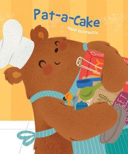 Pat-A-Cake book