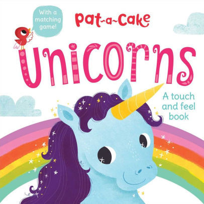 Pat-a-Cake: Unicorns book