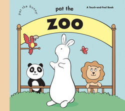 Pat the Zoo book