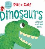 Pat-a-Cake: Dinosaurs book