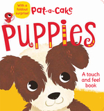 Pat-a-Cake: Puppies book
