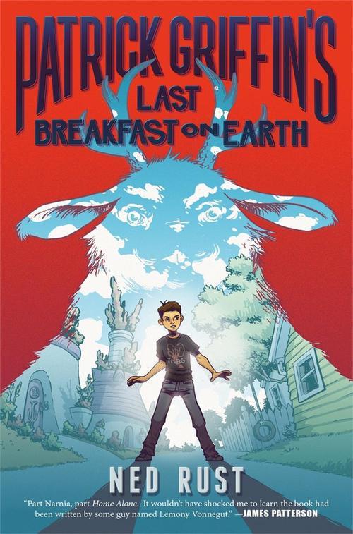 Patrick Griffin's Last Breakfast on Earth book