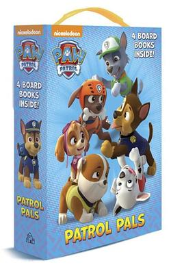 Patrol Pals (Paw Patrol) book