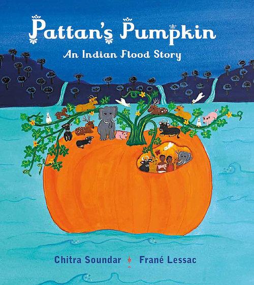 Pattan's Pumpkin book
