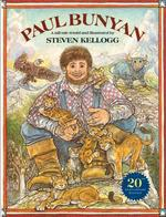 Paul Bunyan (Anniversary) book