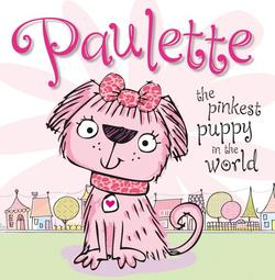 Paulette the Pinkest Puppy book