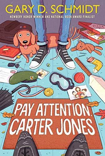 Pay Attention, Carter Jones book