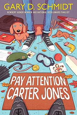 Pay Attention, Carter Jones book