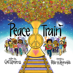 Peace Train book