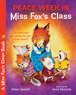 Peace Week in Miss Fox's Class book