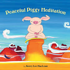 Peaceful Piggy Meditation book
