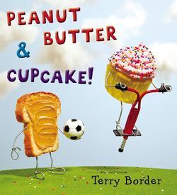 Peanut Butter & Cupcake book