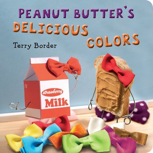 Peanut Butter's Delicious Colors book