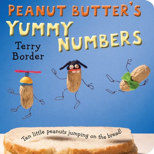 Peanut Butter's Yummy Numbers Book