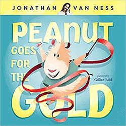 Peanut Goes for the Gold book