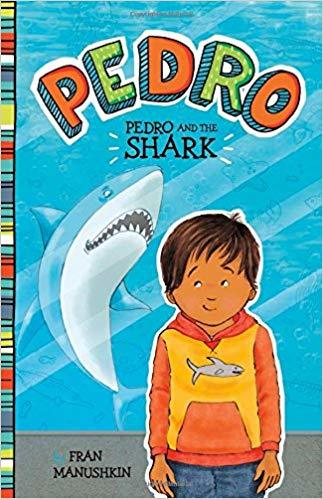 Pedro and the Shark book
