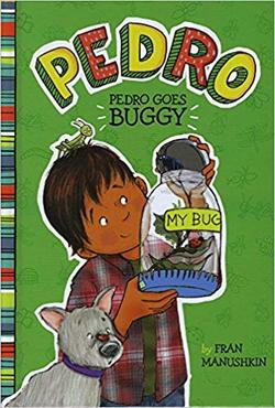 Pedro Goes Buggy Book