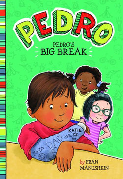 Pedro's Big Break book