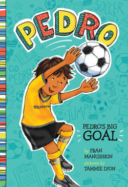 Pedro's Big Goal book
