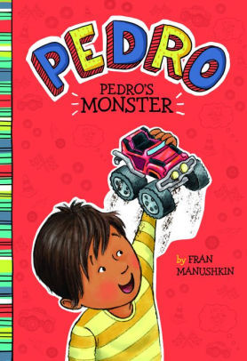 Pedro's Monster book