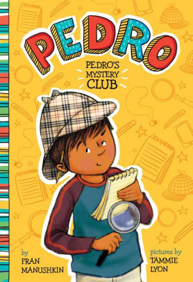 Pedro's Mystery Club book