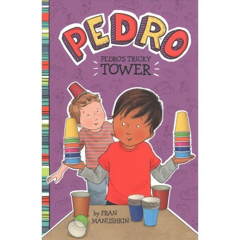 Pedro's Tricky Tower book