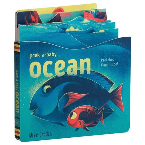 Peek-a-Baby: Ocean book