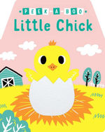 Peek-a-Boo Little Chick book