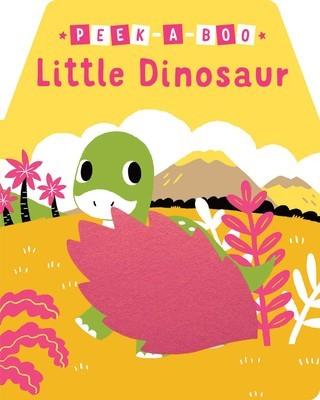 Peek-a-Boo Little Dinosaur book