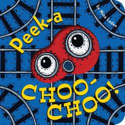 Peek-A Choo-Choo! book