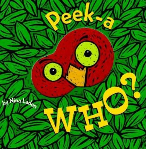 Peek-A Who? book