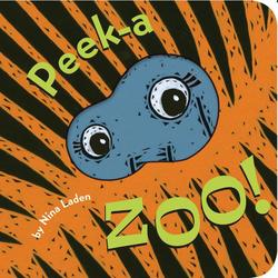 Peek-A-Zoo! book